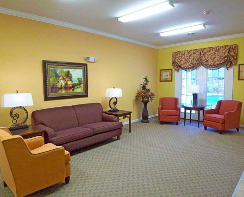 Community Living Area