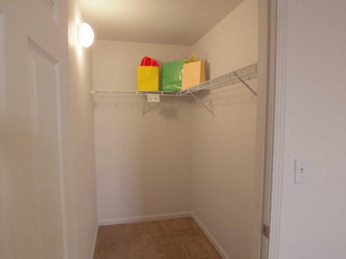 Apartment Closet