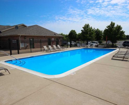 Kalamazoo Apartments Amenities