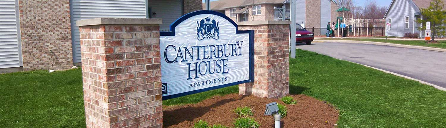 Canterbury House Apartments