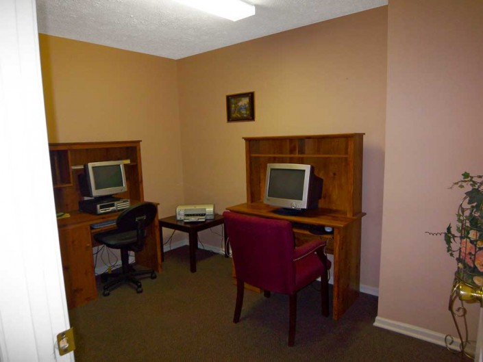 Community Office Area
