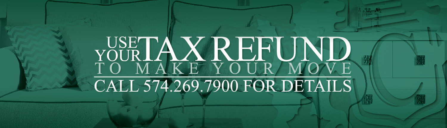 apartments tax refund