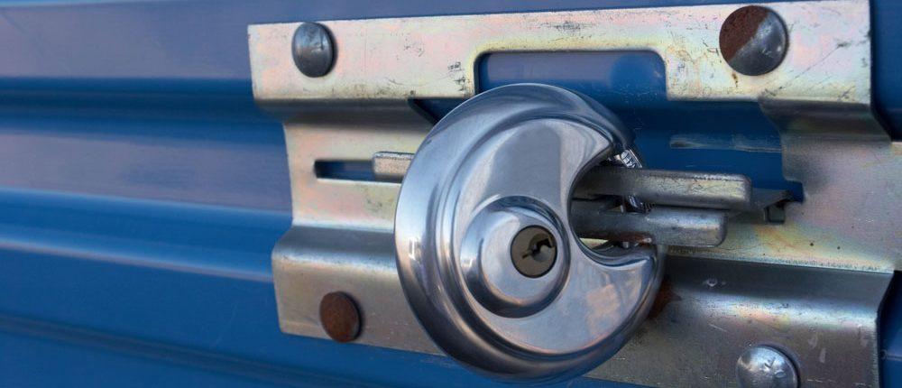 Storage Lock Security