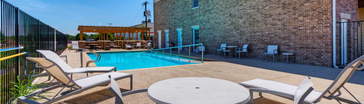 Main Street Commons Community Pool