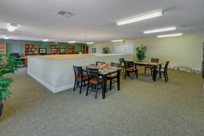 Community Office Area