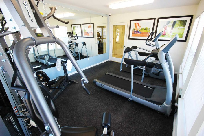 Meadow Park Villas Fitness Center