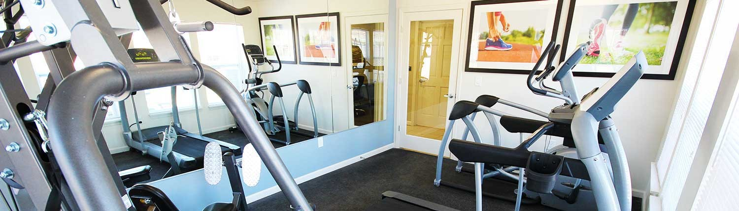 Meadow Park Villas Fitness Center Header