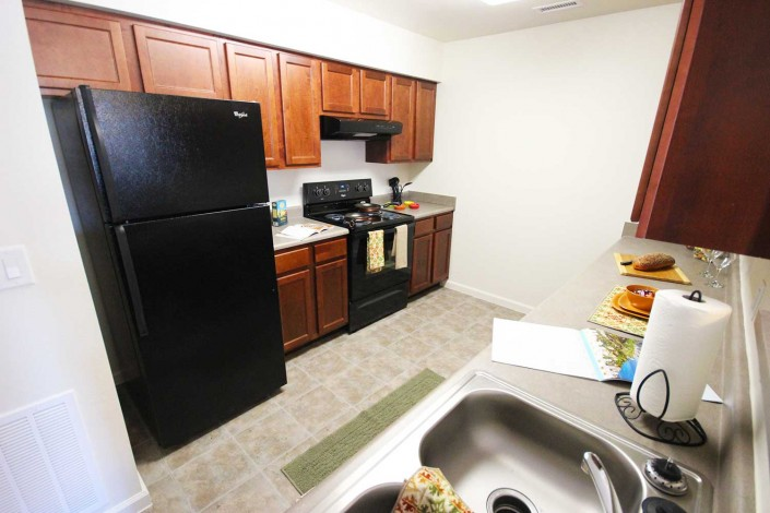 Meadow Park Villas Apartment Kitchen