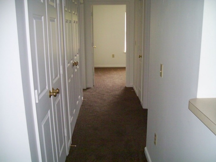 Patriot Point Hallway