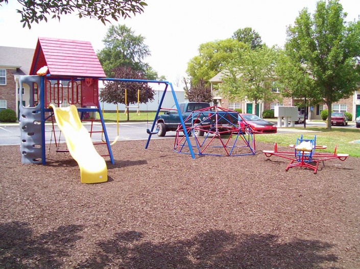 Patriot Point Playground