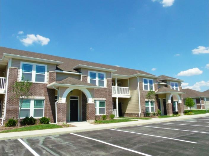 Pebble Ridge Apartment Buildings 2