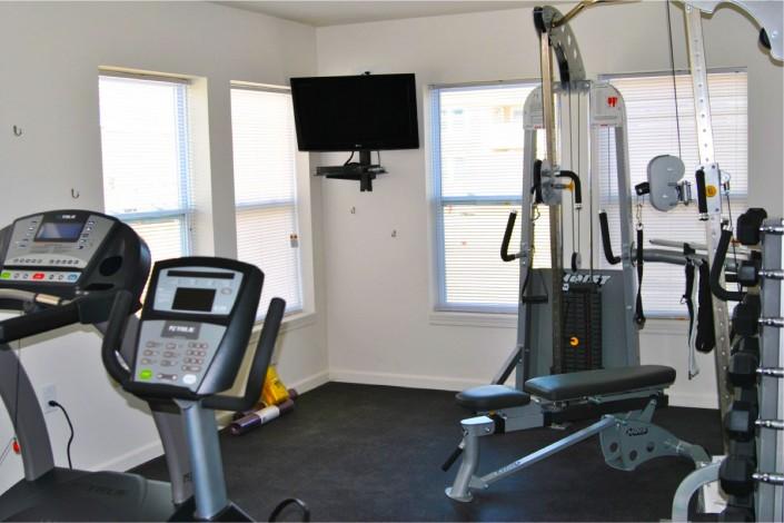Pebble Ridge Exercise Room
