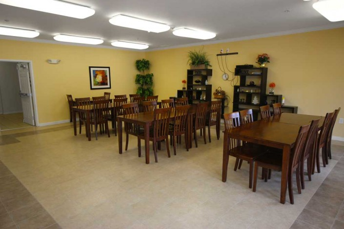 Community Dining Area
