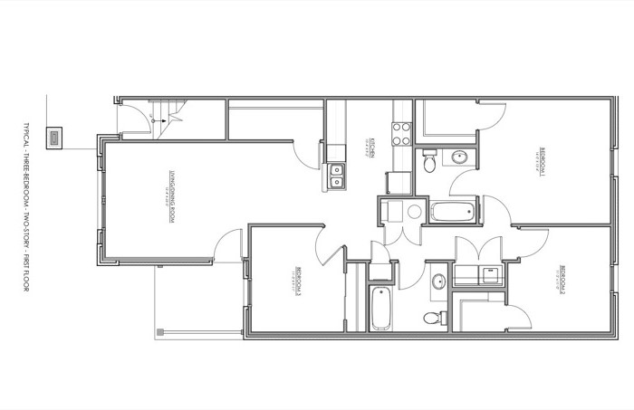 New Braunfels Apartments | Floor Plans