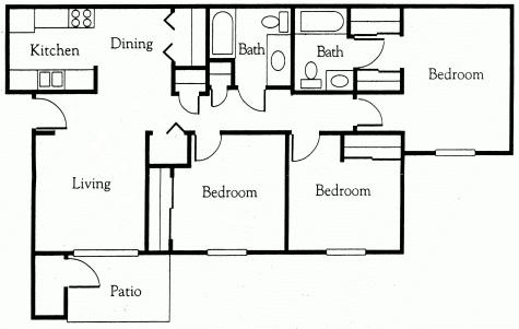 Frankfort Apartments Floor Plans