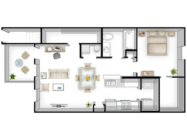 Michigan City Apartments For Rent Floor Plans Rates