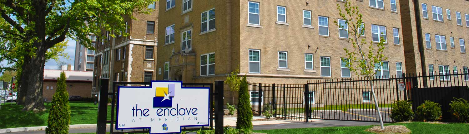 The Enclave At Meridian Apartments