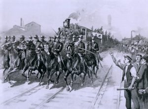 The beginnings of Labor Day: The Pullman Strike