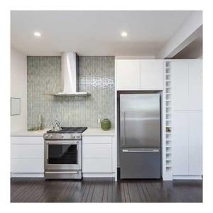 First apartment kitchen